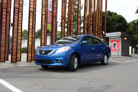 nissan versa xm radio review 2012 nissan versa sedan sunny the truth about cars