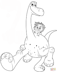 arlo and spot coloring page free printable coloring pages