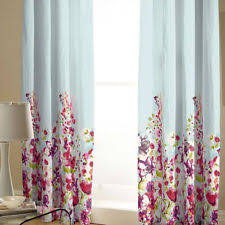 voile vintage retro curtains ebay