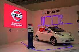 nissan leaf nismo remap the kl international motor show 2013 finally a show worth going