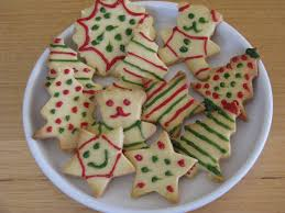 list of christmas activities christmas cookies shortbread and