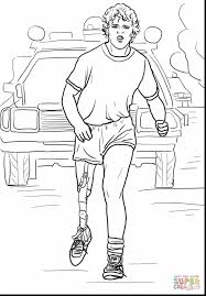download coloring pages terry fox coloring page terry fox