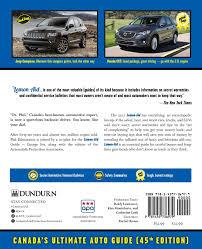 lemon aid new and used cars and trucks 2007 2017 phil edmonston