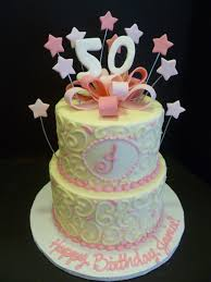 50th birthday cake pink and white 50th birthday cake outta the