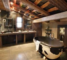 rustic bathroom designs bathroom rustic with none