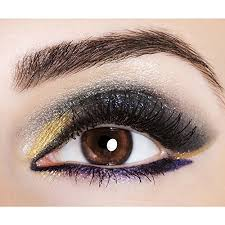 wisdompark cat eye smokey eye makeup eyeliner stencils 2 sides