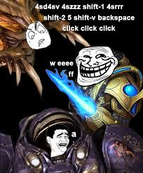 Starcraft 2 Meme - starcraft esp memes en star craft 2 general