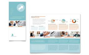tri fold brochure template indesign free management consulting tri fold brochure template design