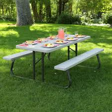 6ft Folding Table Costco Furniture Lifetime Picnic Table 8ft 6ft Brown Costco Parts