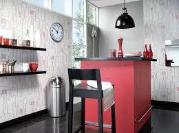 papier peint cuisine lavable charmant papier peint cuisine moderne galerie avec papier peint