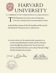 harvard diploma frame diploma 66