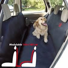 protection siege auto arriere housse auto protection banquette arrière spécial chien