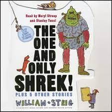 shrek audio book cd unabridged