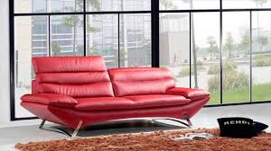 Modern Italian Leather Sofa Modern Italian Leather Furniture