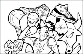 Craftsmanship Color Shoe Colouring Pages Basketball Coloring Now Basketball Color Page