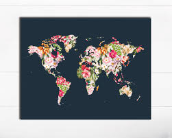 Diy World Map by Wall Art World Map Good Diy Wall Art For Contemporary Wall Art