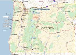 map of oregon near crater lake maps crater lake oregon lodging restaurants things to do