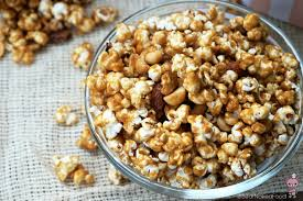 Homemade Plant Food by Homemade Easy Caramel Popcorn Garrett Bear Food
