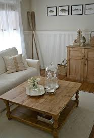 Cottage Pine Furniture by Cottage Living Room By Pauline White Cream And Rustic Pine