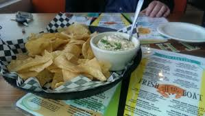 The Reef Biloxi Best Seafood Restaurant Smoked Tuna Dip Trail