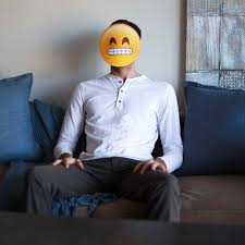 emoji mask grin emoji mask by emoji mask supplier