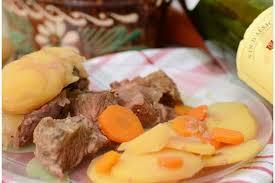 cuisine alsacienne baeckeoffe recette baeckeoffe alsacien pour 8 personnes