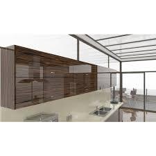 best wood veneer for kitchen cabinets high gloss macassar veneer