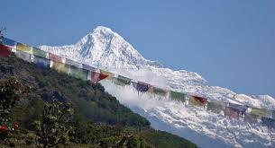 Prayer Flags Ghandruk Ghandruk Nepal Tibetan Prayer Flags And The Annapurna