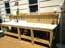 outdoor kitchen faucet outdoor sink faucet wonderful outdoor sink faucet best garden sink