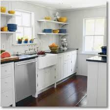 Open Shelves In Kitchen by Use Open Shelving In Kitchen Design