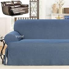 Blue Reclining Sofa by 105 Best Slipcover 4 Recliner Couch Images On Pinterest