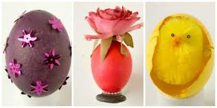 faux eggs for decorating 12 dazzling easter egg decorating ideas allrecipes