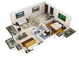 see your house plans in 3d arts