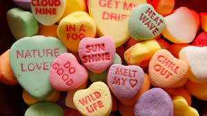 valentines heart candy sayings this s day rejected candy hearts 103 3 amp radio