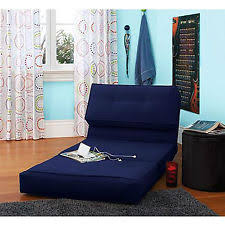 dorm room sofa folding chair lounger guest bed flip out sleeper dorm couch game