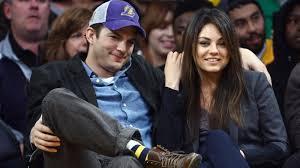 aww mila kunis and ashton kutcher are engaged flaunts huge