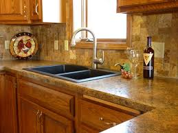 Kitchen Countertops Ideas Ceramic Tile Kitchen Countertop Kitchentoday