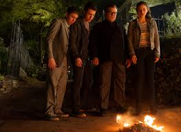 the teens from goosebumps on making the movie and halloween memories