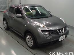 nissan juke for sale 2011 nissan juke gray for sale stock no 44478 japanese used