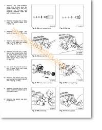 bobcat 641 642 642b 643 repair manual skid steer loader youfixthis