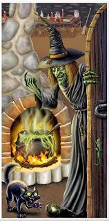 Spooky Halloween Door Decorations by 59 Halloween Witch Door Decoration Witch Door Decoration 15m