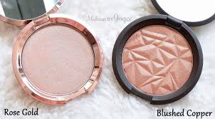 makeupbyjoyce swatches review becca shimmering skin