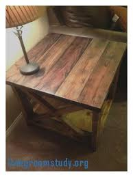 Build A End Table Plans by End Tables 2x4 End Table Plans Lovely More Like Home Day 22 Build