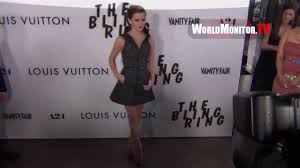 The Bling Ring Vanity Fair The Bling Ring U0027 La Premiere Emma Watson Gwen Stefani Paris