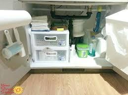 under cabinet storage kitchen under sink cabinet organizer under cabinet organizer bathroom