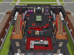 house 102 cinema level 3 sims simsfreeplay simshousedesign my