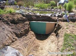 How To Build A Backyard Build A Garden Stream For Pond As Natural Filter Streambed Ideas
