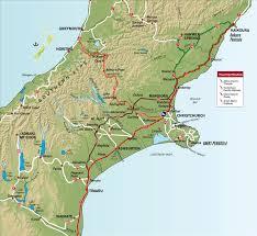 Highway Map Of Montana by Methven Shuttles Mt Hutt Transport Maps Methven Mt Hutt Nz