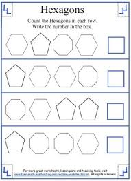 What Are The Interior Angles Of A Hexagon Hexagon Shape Worksheets