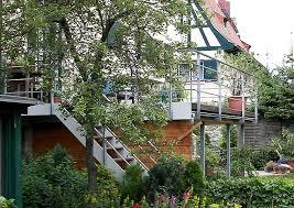 terrasse auf stelzen bauen ja auf jeden fall